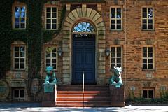nassau hall (BehindBlueEyes) Tags: nj newjersey mercercounty princeton princetonuniversity nassauhall