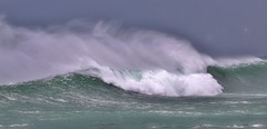 Storm Brewing (Michael T. Morales) Tags: montereybay wave pacificgrove pointpinos ptpinos