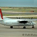 Cityjet (VLM Airlines) OO-VLJFokker F50 @ Marseille Provence Airport 06-06-2014