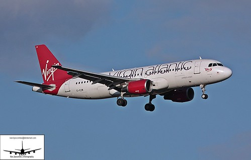 EI-EZW A-320-214 c/n 1983 Virgin Atlantic Airways (EGLL) 28/12/2014