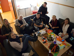 Solborg folkehøgskole, 2014-15