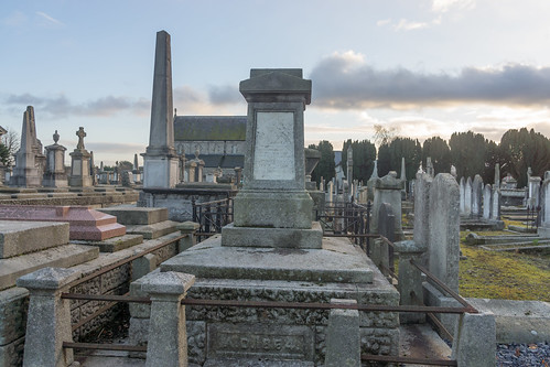 Mount Jerome Cemetery & Crematorium is situated in Harold's Cross Ref-100482