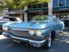 Cadillac convertible (bballchico) Tags: cadillac convertible westseattlecarshow 206 washingtonstate
