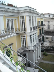 Mansion beginning 20th century in Via Pontano, Naples (Carlo Raso) Tags: italy naples mansion civilarchitecture