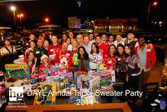 "DAYL 2014 Tacky Sweater Party • <a style=""font-size:0.8em;"" href=""http://www.flickr.com/photos/128417200@N03/15892976623/"" target=""_blank"">View on Flickr</a>"