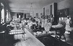 Harrison Ward, London Hospital (robmcrorie) Tags: london history hospital harrison royal east patient health national doctor nhs service british nurse ward whitechapel healthcare