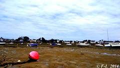Marée Basse - Argenton Finistère 2014 (Ferrari-live / Franck@F-L) Tags: bretagne finistère basse marée argenton bouée