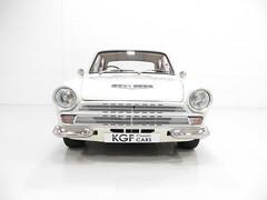 1966 Ford Cortina Mk1 1500 De Luxe (KGF Classic Cars) Tags: classic cars ford cortina de capri lotus 1500 luxe escort burton mk1 1600e kgf 2000e