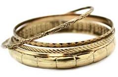 5th Avenue Brass Bracelet K2 P9491-1