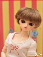 Apple Blast Chloe (doll_daffy) Tags: apple doll chloe blast
