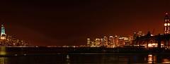 New York - New Jersey (WorldofArun) Tags: newyork skyline night skyscraper evening pier newjersey jerseycity downtown nightlights manhattan worldtradecenter midtown uptown hudsonriver verrazanobridge newyorknewyork hoboken worldfinancialcenter piera vietnamwarmemorial verrazanonarrowsbridge 2470mm erielackawanna sinatradrive 2013 hobokenterminal brookfieldplace worldofarun nikond800 arunyenumula