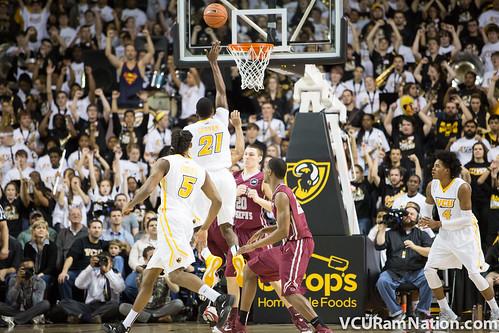 VCU vs. St. Joseph's