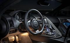 Jaguar F Type V8 R via ABC Moteur (Quentin Boullier) Tags: du via f r type abc jaguar v8 etang moteur puits