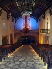 Chapel of Guadalupe (Ron Odenthal) Tags: mexico quintanaroo excaret ronodenthal chapelofguadalupe virgenmariadeguadalupechurch