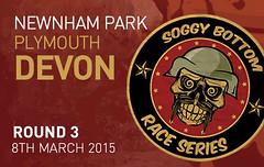 Soggy Bottom XC Series Round 3, Newnham Park, Mar-2015