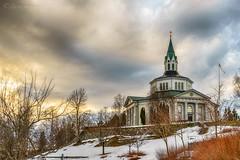 själevads kyrka2 hdr (johan.bergenstrahle) Tags: mars church landscape march hdr kyrka landskap 2015 örnsköldsvik finepics