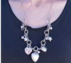 5th Avenue Silver Necklace K2 P2220-4