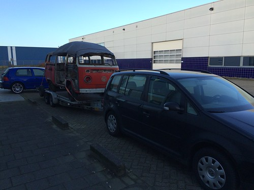 Project on tour. Op het winterfest Rosmalen 2015