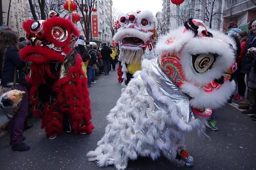 Nouvel an chinois - Paris 2015