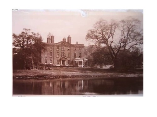 Old photos of Elford Hall