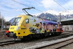BB 1116 153-8 AMTC, Innsbruck BW (2) (michaelgoll777) Tags: taurus bb 1116 werbelok