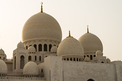 Sheik Zayed Grand Mosque - Abu Dhabi - 4 (coopertje) Tags: architecture gulf mosque emirates abudhabi unitedarabemirates grandmosque moskee sheikzayed sheikzayedgrandmosque