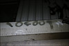 10Foot (Alex Ellison) Tags: urban night graffiti boobs tag graff trackside northwestlondon 10foot
