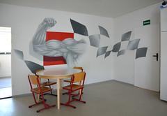 kita einsteinchen arm (spoare153) Tags: new graffiti design paint frankfurt style spray wandbild oder 153 ffo realismus fotorealismus auftragsarbeit auftragsgraffiti spoare spoare153 153design