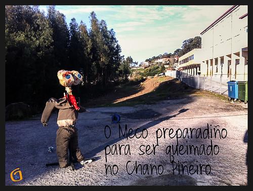 Meco do CEIP Chano Piñeiro