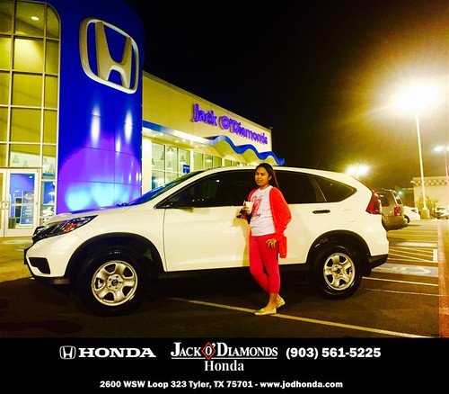 Jack O Diamonds Honda Tyler Customer Reviews East Texas Dealer  Testimonials Yolanda Sernal