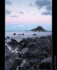 Koki Beach Sunset (Hamilton Images) Tags: sunset sky rock clouds canon hawaii lava surf waves january maui hana kokibeach 2015 24105mm img2724 leefilter alauisland 7dmarkii 09softedgegraduatedneutraldensity