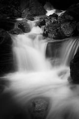 Small Waterfall (Jonas Skalsky) Tags: longexposure blackandwhite water ndfilter