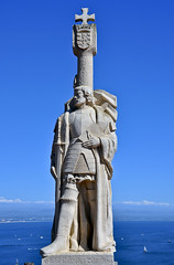 Cabrillo Monument, Point Loma, San Diego (Dave & Nicole Moore) Tags: california lighthouse sandiego coronado coronadobridge pointloma cabrillo cabrillonationalmonument