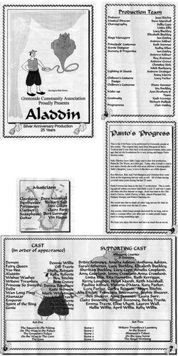 2000 Aladdin 00 Programme