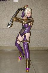 1482 - Sakuracon 2006 (Photography by J Krolak) Tags: costume cosplay ivy masquerade soulcalibur sakuracon sakuracon2006 ivyvalentine