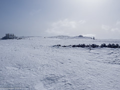 (lapradei) Tags: winter mountain nature landscape olympus mountaineering february   omd  em1 2 2015    mtibuki