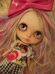 Meet Jezzebelle.......