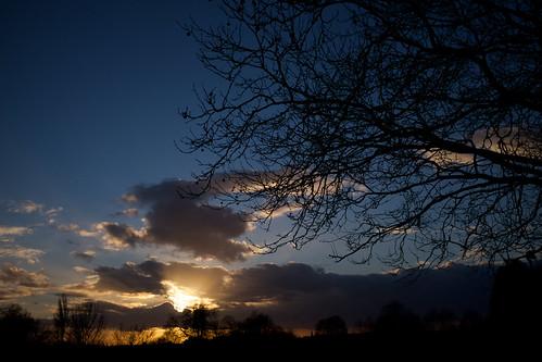 February sunset @ Blackheat ©  Still ePsiLoN