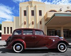 Art Deco Napier NZ (Traveloscopy) Tags: travel nz pr artdeco napier