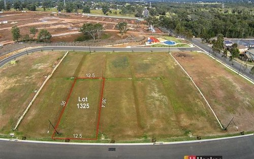Lot 1325 Brookwood Estate, Ropes Crossing NSW