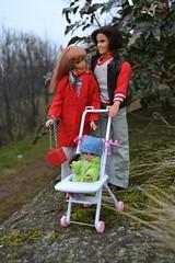 Mod Barbie and Ken (pe.kalina) Tags: vintage mod doll dolls ken barbie dolly darling