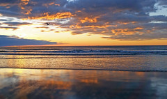 (Melanie Bradley) Tags: beach rhodeisland narragansettbeach sunrisephotography oceanveiw