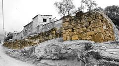 Muralles, muralles de Isona... / Roman Aeso (SBA73) Tags: tower archaeology wall torre roman catalonia catalunya turm muralla catalua legion romans eso roemer centurion romanos catalogna arqueologa pallars katalonien catalogne muralles civitas isona pallarsjuss aeso jaciment  murus   primuspilus luciusaemiliuspaternus
