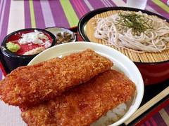 IMG_9484 (nimbus_2000) Tags: warajikatsu waraji cutlet soba chichibu saitama japan