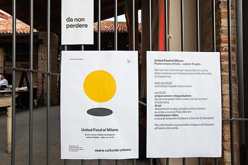 Milano Food Remix
