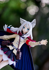 In the forest (gwennan) Tags: lucier flare 7thdragon2020ii 7thdragon2020 toy pvc jfigure japan figures figure cute colors closeup color anime macro