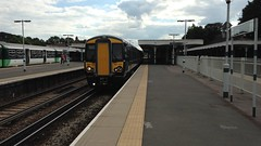 BRAND NEW GWR Class 387 387131 at Purley (Zubin407) Tags: class 131 387 gwr purley 387131