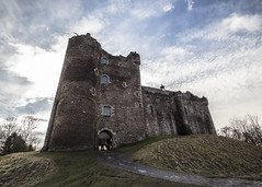 Doune Castle (White Photography Scotland) Tags: castle scotland stirling doune