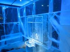 IceBar Oslo (mockdao) Tags: ice icebar bar oslo norwaynorvegiafiordifjord fjord travel freddo photo photoofday vlog traveler holidays weekend relax happy memories summer cruise crociera msc