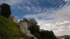 Citadelle de Namur (Yasmine Hens) Tags: sky green clouds europa flickr belgium ngc bluesky vert nuages namur hens yasmine wallonie citadelle citadelledenamur world100f iamflickr flickrunitedaward hensyasmine